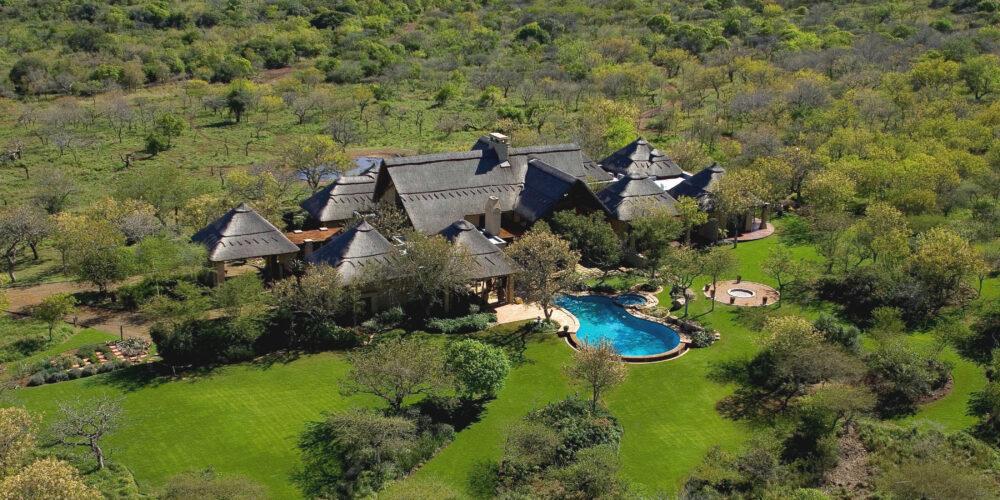 Safari Villa In Kzn Big 5 Luxury Safari Villa Thanda Safari